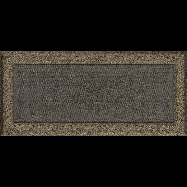 Решітка Oskar чорно-золота 17x37