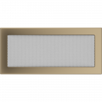 Решітка золото гальванічне 17x37