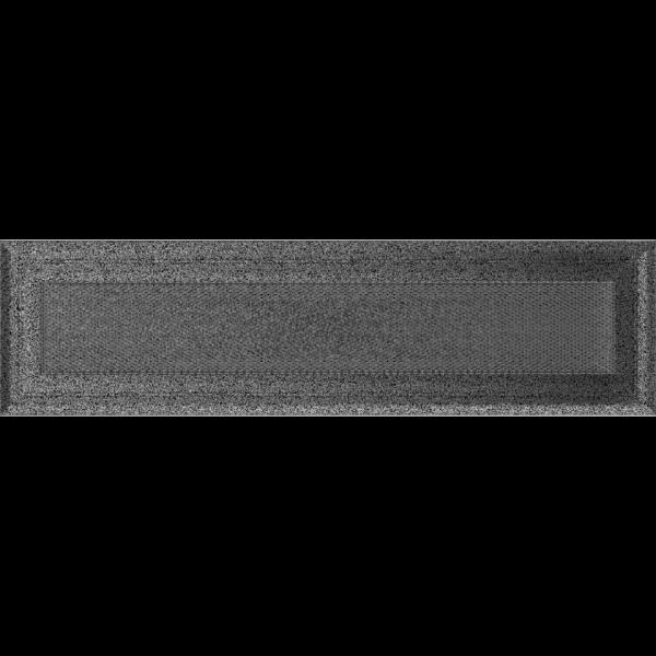 Решітка Oskar чорно-срібна 11x42