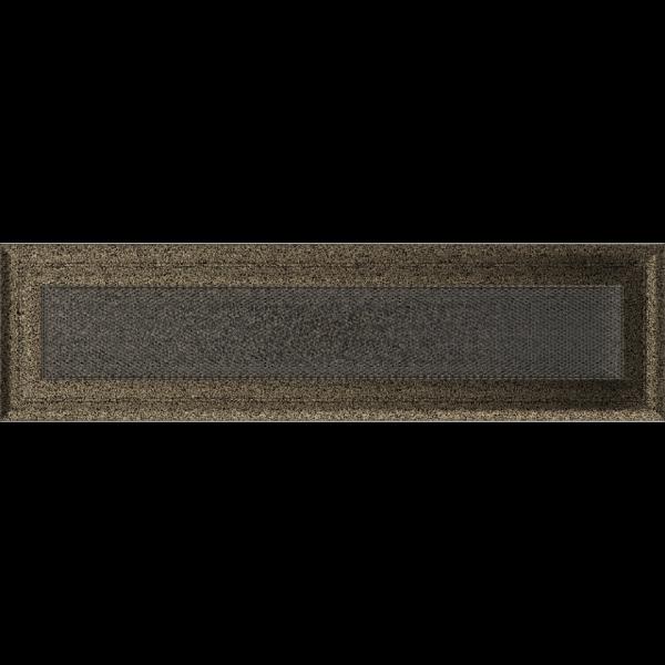Решітка Oskar чорно-золота 11x42