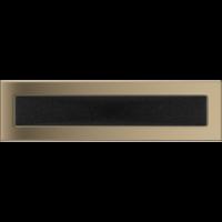 Решітка золото гальванічне 11x42