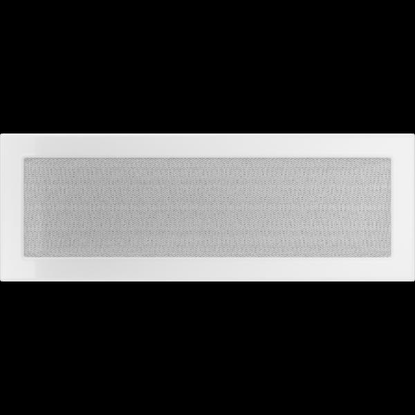 Решітка біла 17x49