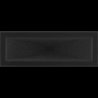 Решітка чорна 17x49