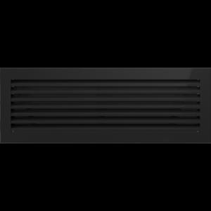 Решетка FRESH черная 17x49