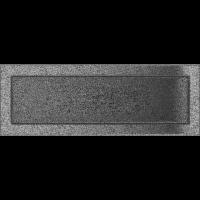 Решітка чорно-срібна 17x49