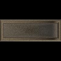 Решітка Oskar чорно-золота 17x49
