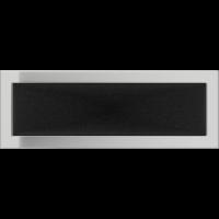 Решітка шліфована 17x49