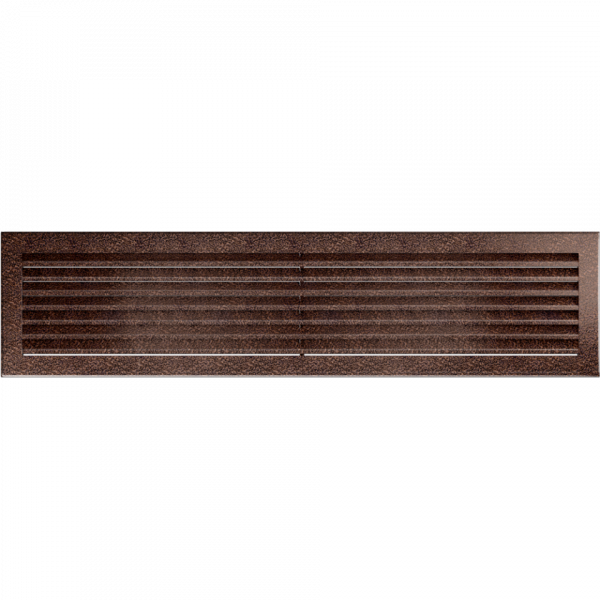 Решітка FRESH мідна 17x70