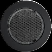 Решітка кругла графітова Ø 150
