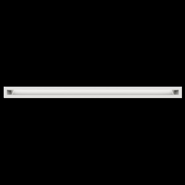Решітка LUFT біла 6x100