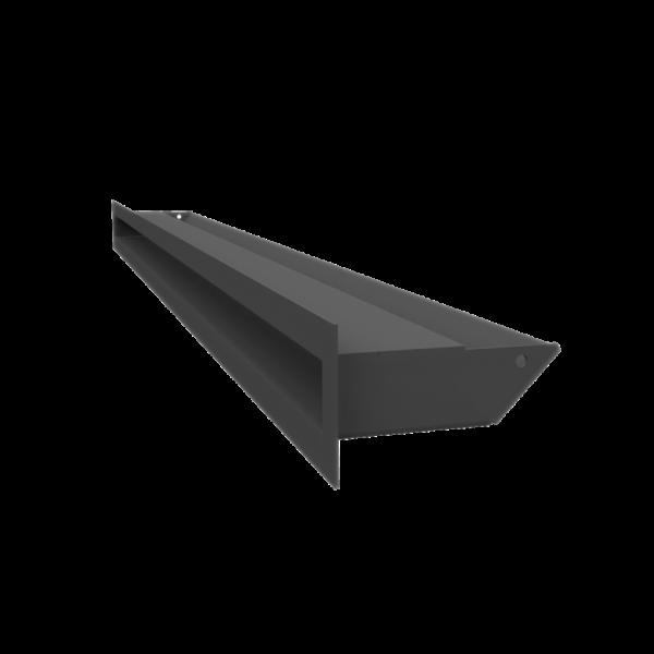 Решітка LUFT графітова 6x100
