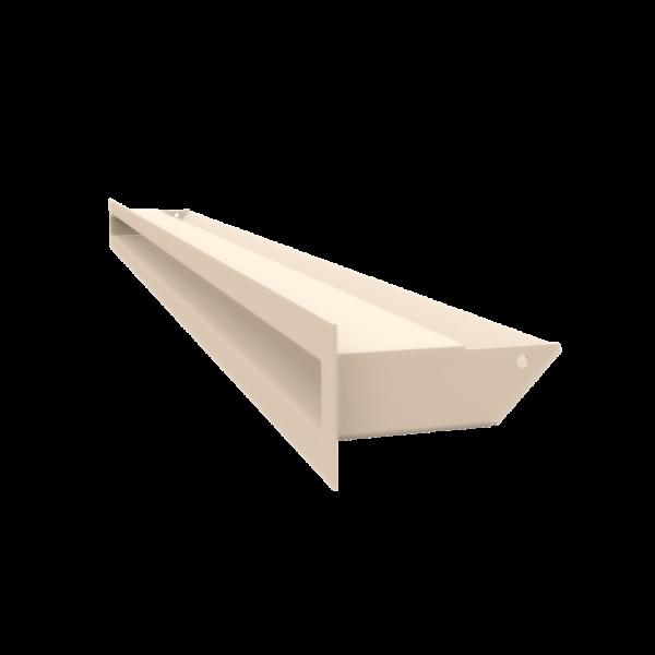 Решітка LUFT SF кремова 6x100