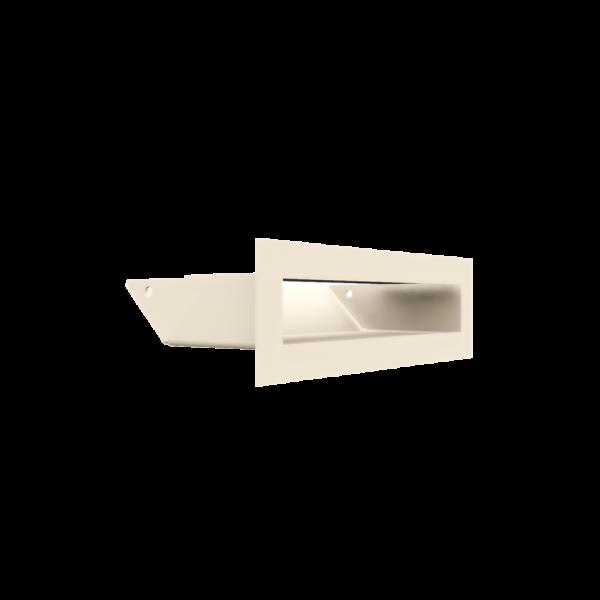 Решітка LUFT SF кремова 6x20