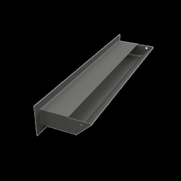 Решітка LUFT SF графітова 6x40
