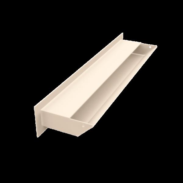 Решітка LUFT SF кремова 6x40