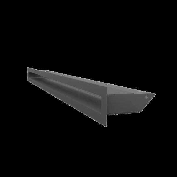 Решітка LUFT SF графітова 6x80