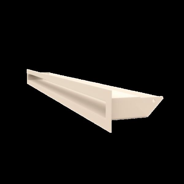 Решітка LUFT кремова 6x80
