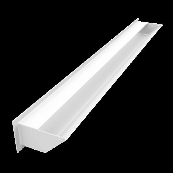 Решітка LUFT SF біла 9x100
