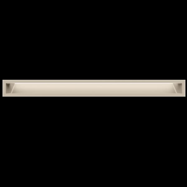 Решітка LUFT кремова 9x100