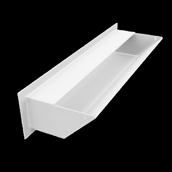 Решітка LUFT біла 9x40