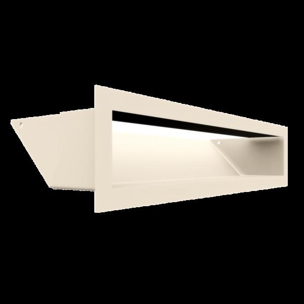 Решітка LUFT кремова 9x40