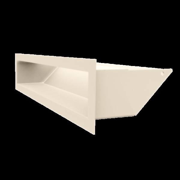Решітка LUFT SF кремова 9x40