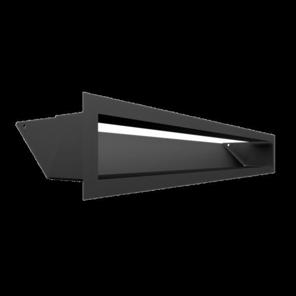 Решітка LUFT чорна 9x60