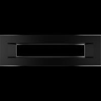 Решітка TUNEL чорна 6x20