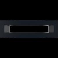 Решітка TUNEL графітова 6x20