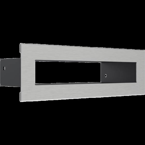 Решітка TUNEL шліфована 6x20