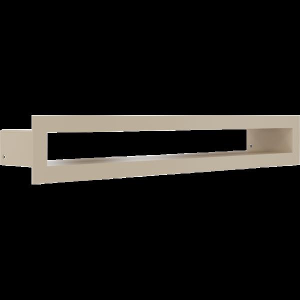 Решітка TUNEL кремова 6x40