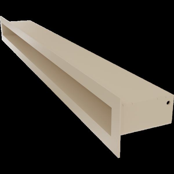Решітка TUNEL кремова 6x60