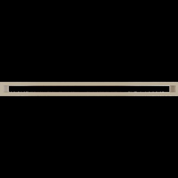 Решітка TUNEL кремова 6x80