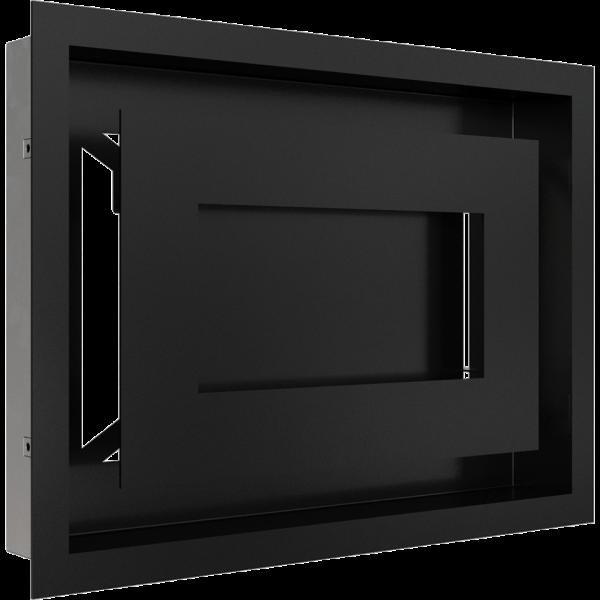 Решітка WIND чорна 22x30