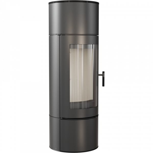 Сталева піч-камін Kratki ANTARES 10 (10,0 кВт)