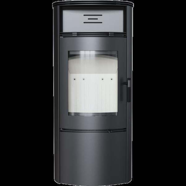 Сталева піч-камін Kratki FALCON 9 W (10,0 кВт)