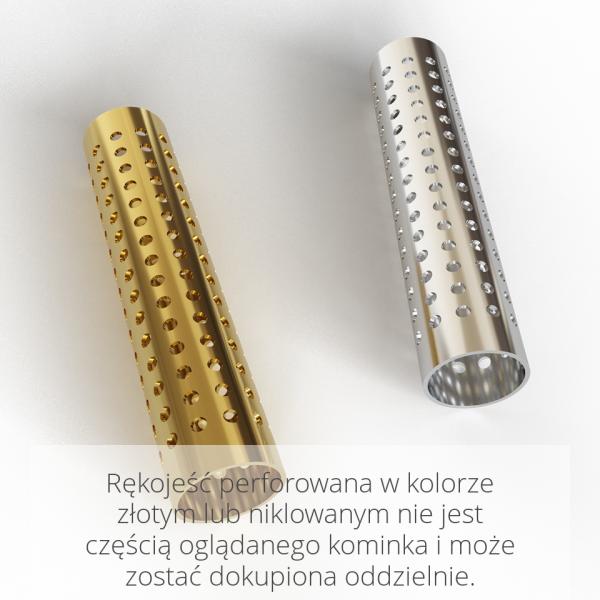 Камінна топка Kratki MBO 15 ліва BS (15,0 кВт)