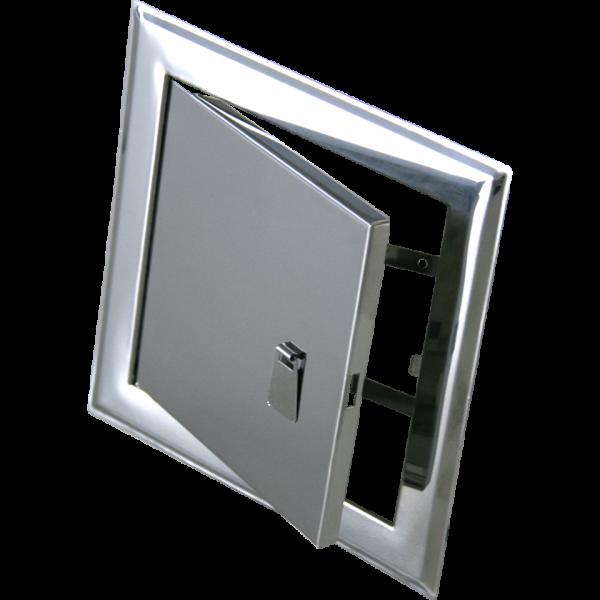 Дверцята ревізійні стальні 15x15